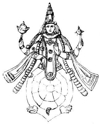 gesetzgeber in der indischen mythologie